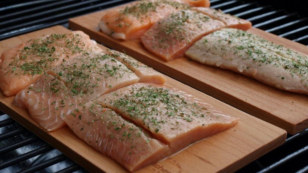 faire cuire son poisson à la plancha
