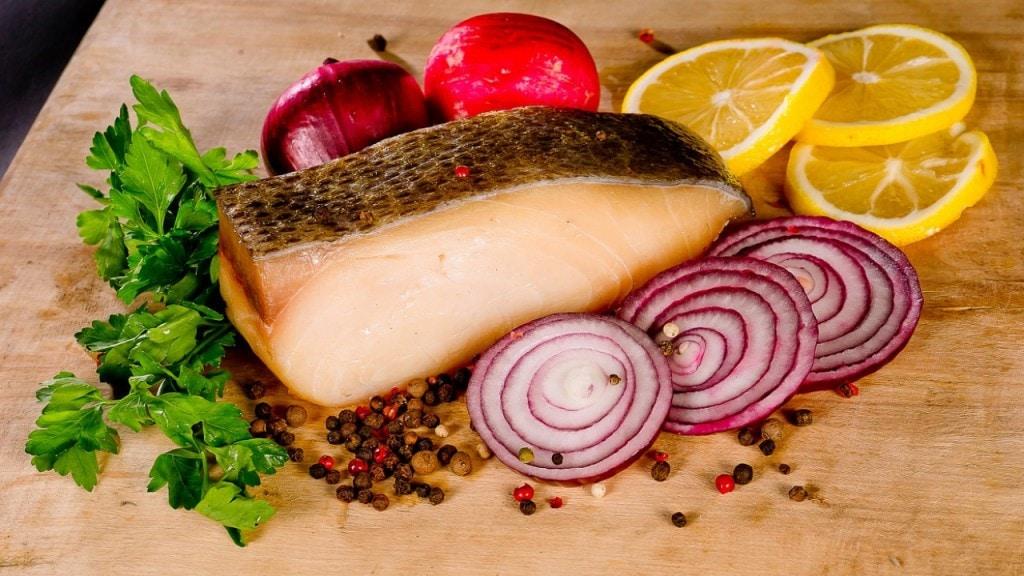 pavé saumon plancha